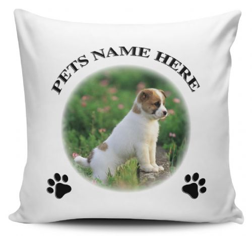 Personalised Cat / Dog / Pet / Any Name & Picture Cushion Cover